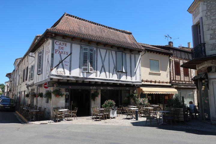 Eymet in Dordogne
