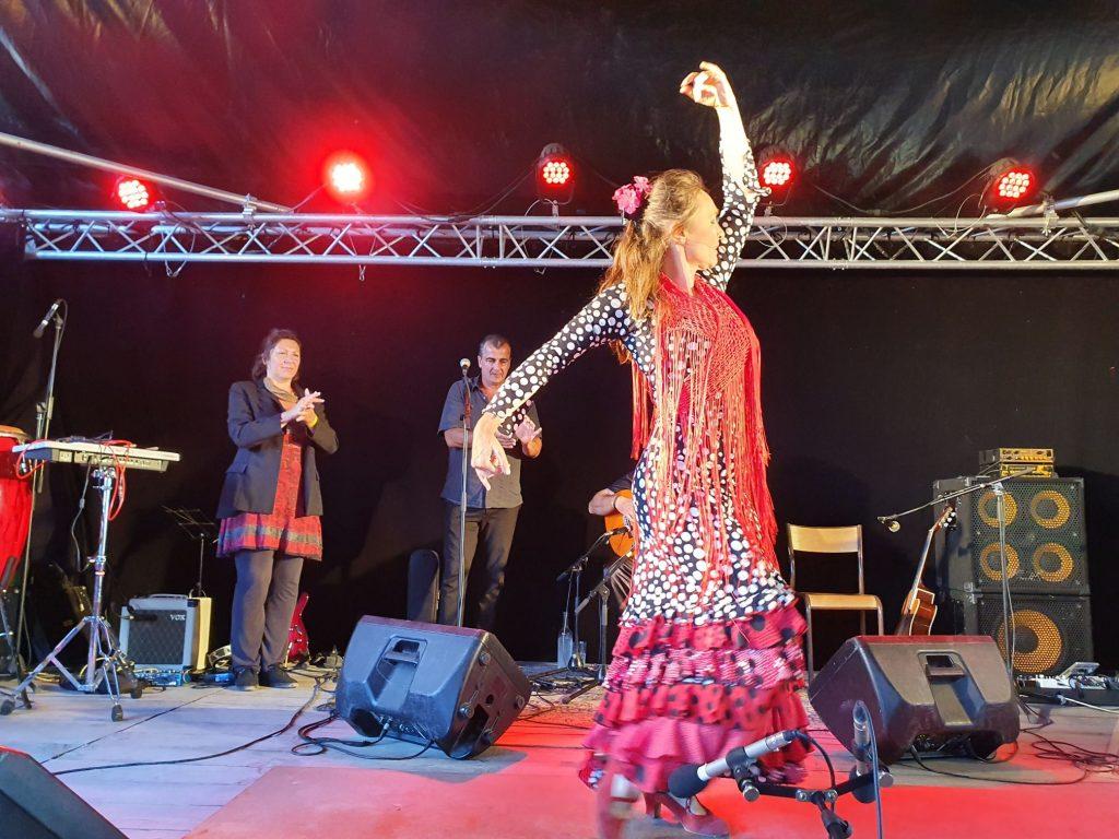 Flamenco - chez alriq Bordeaux