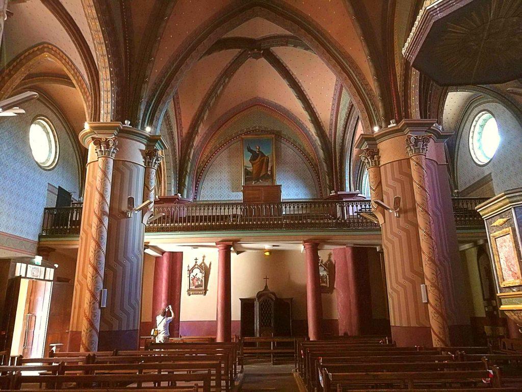 Eglise-Saint-Marie-Roquefort