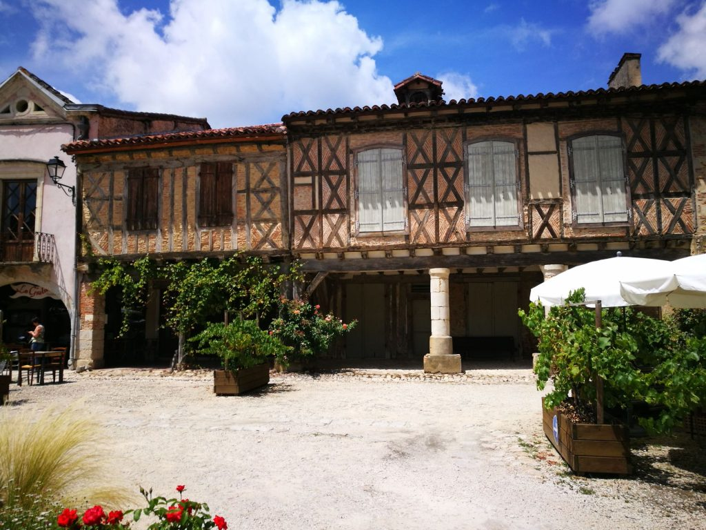 a day trip in La Bastide d'Armagnac