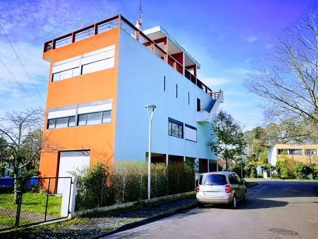 Cité Frugès - Le Corbusier