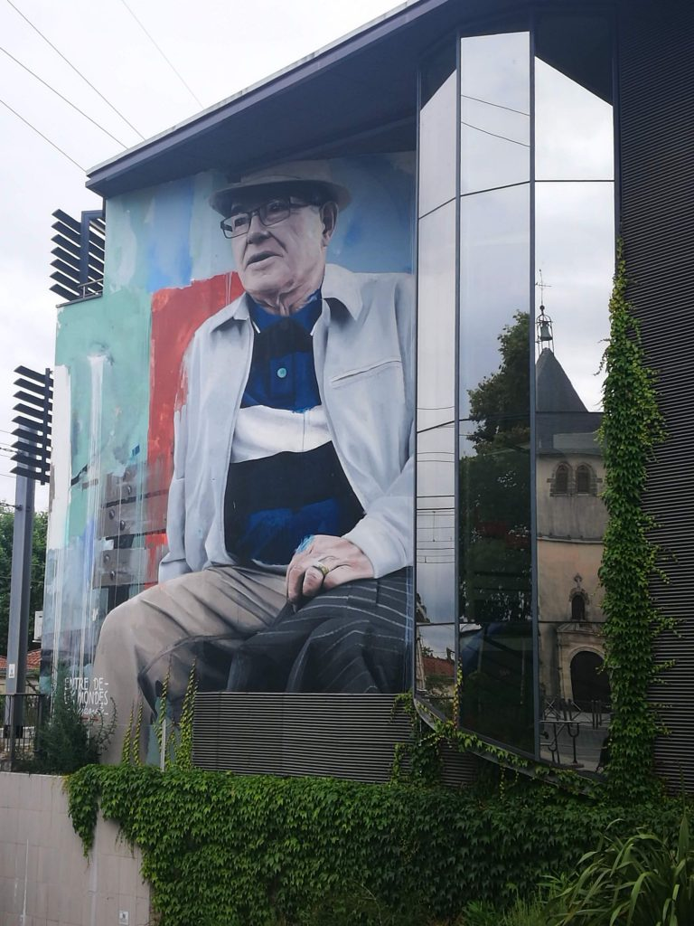 Sismikazot - street art Pessac
