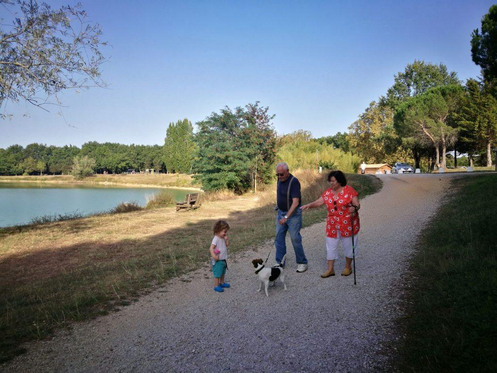 Lac Vert near Bordeaux