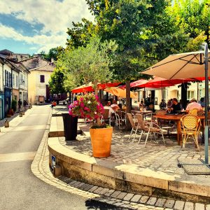 Aubeterre sur Dronne – the most beautiful village in Charente
