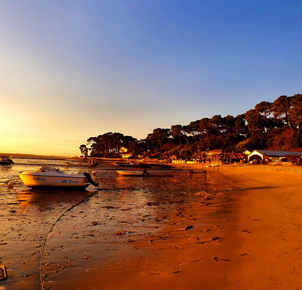 Sunrise in Cap Ferret