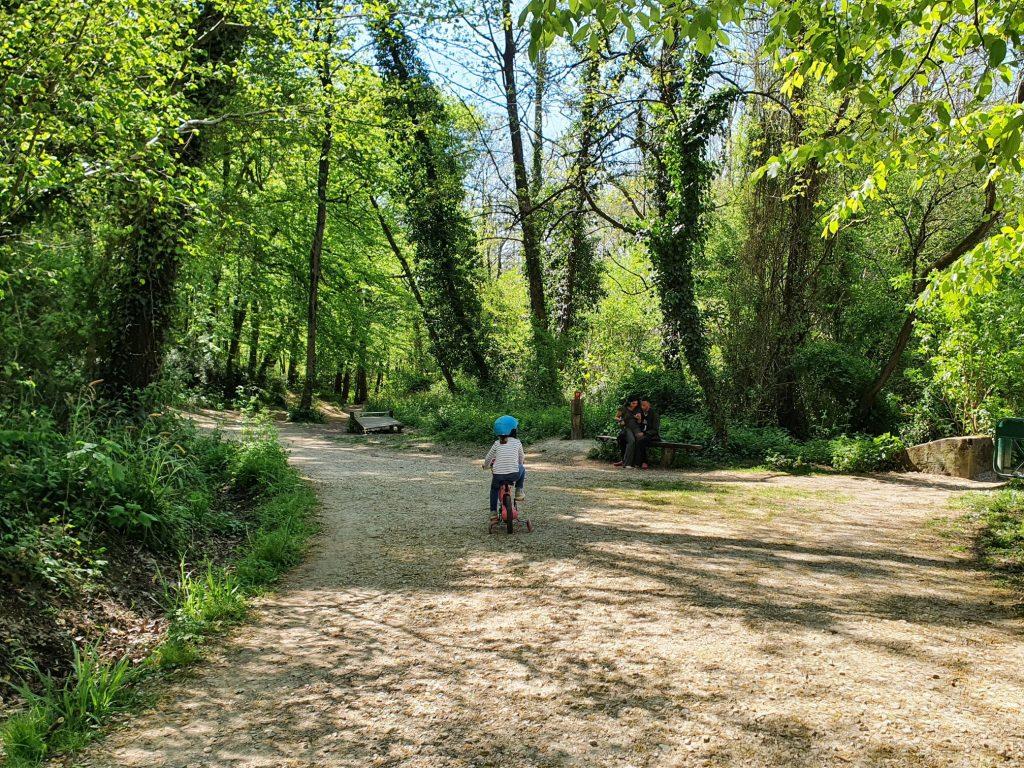 Parc de la Bruthe in Floirac