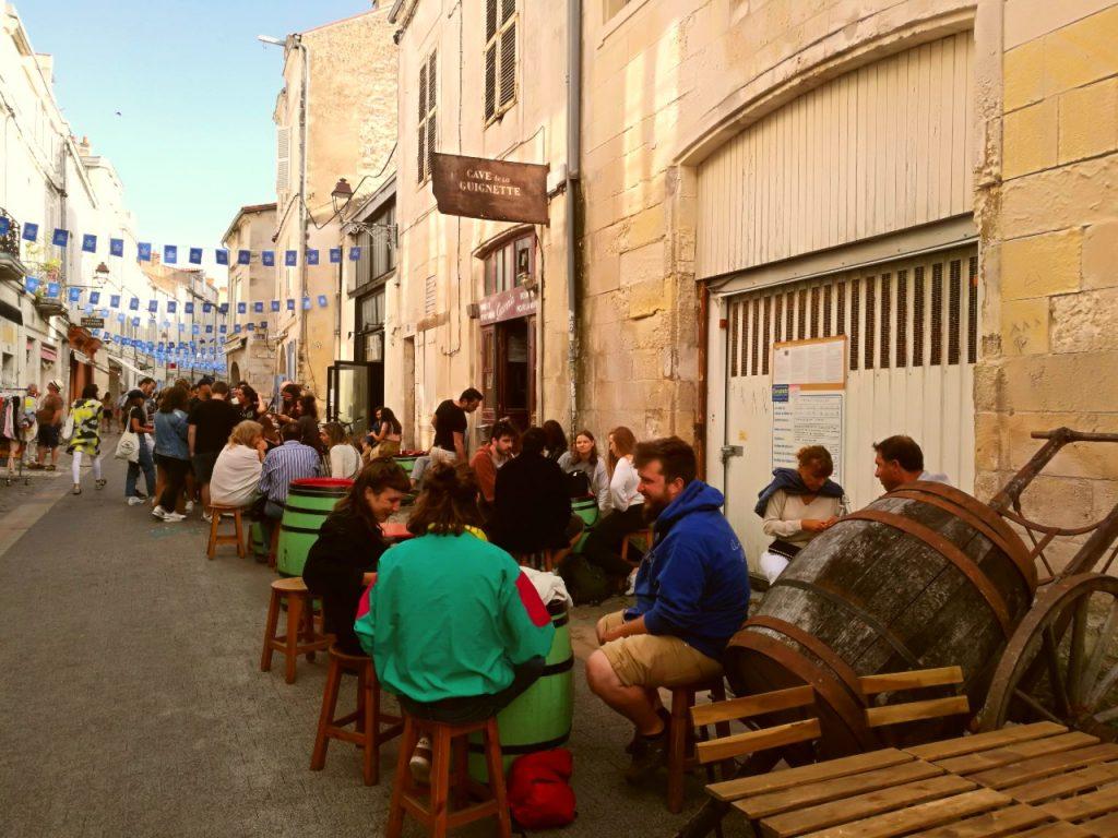 La Guignette - bar in La Rochelle