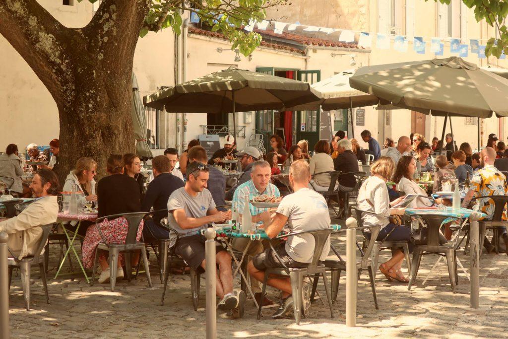 Le Panier de Crabe - where to eat seafood in La Rochelle